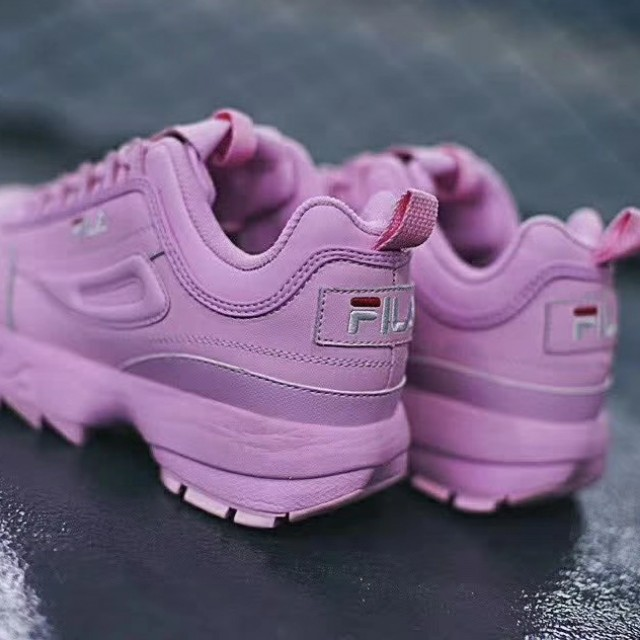 fila disruptor 3 womens purple