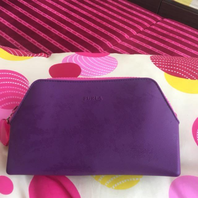 Furla jelly pouch