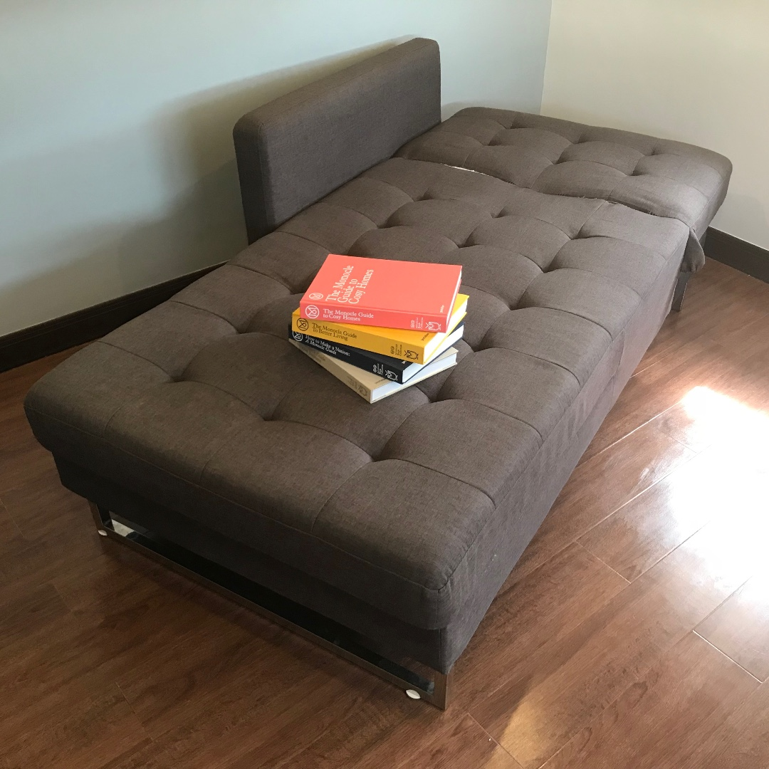 Pleasing Cebu Furniture Sofa Bed Set Center Table On Carousell Creativecarmelina Interior Chair Design Creativecarmelinacom
