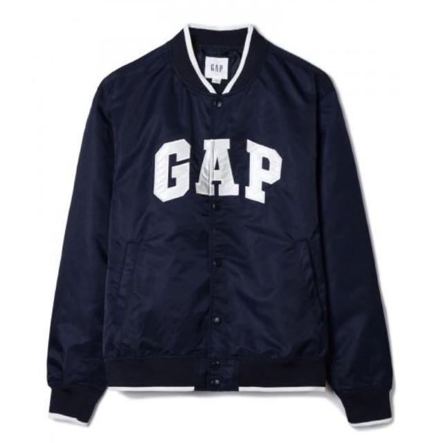 Gap logo 外套