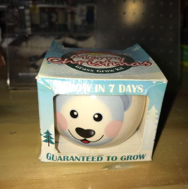 Grass Grow Kit Christmas