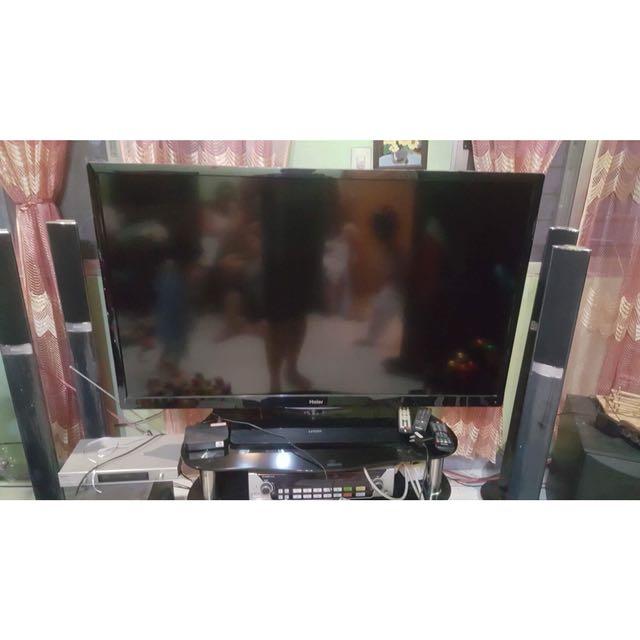Haier tv 50 inch
