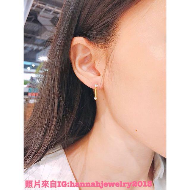 聖誕禮物首選!全新hannah huang jewelry都會女子耳環