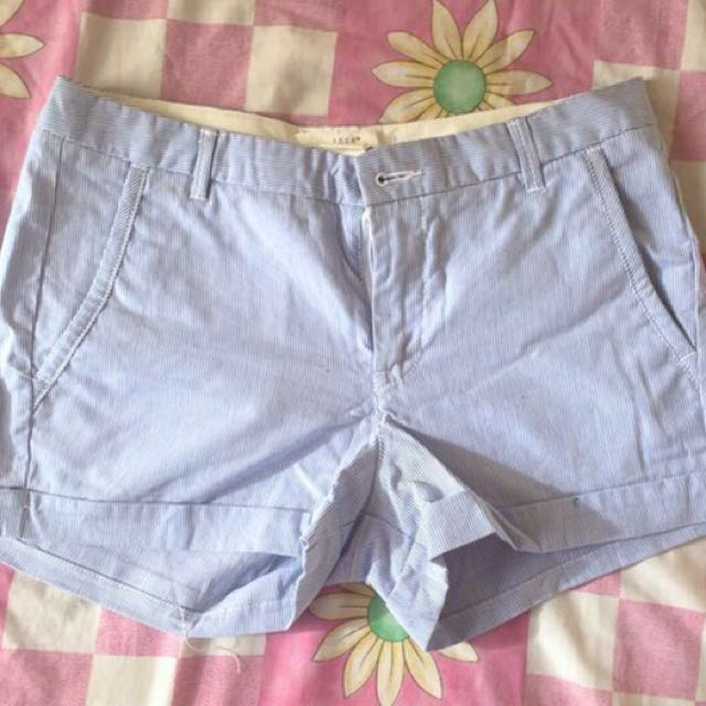 H&M Pinstripes shorts