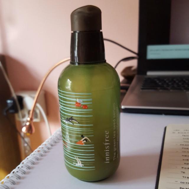 Innisfree Green Tea Seed Serum Limited Edition 160ml