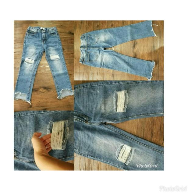 jeans original sobek 7/8