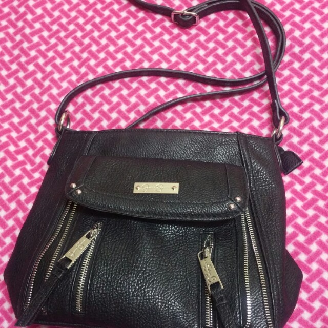 Jessica Simpson Leather bag