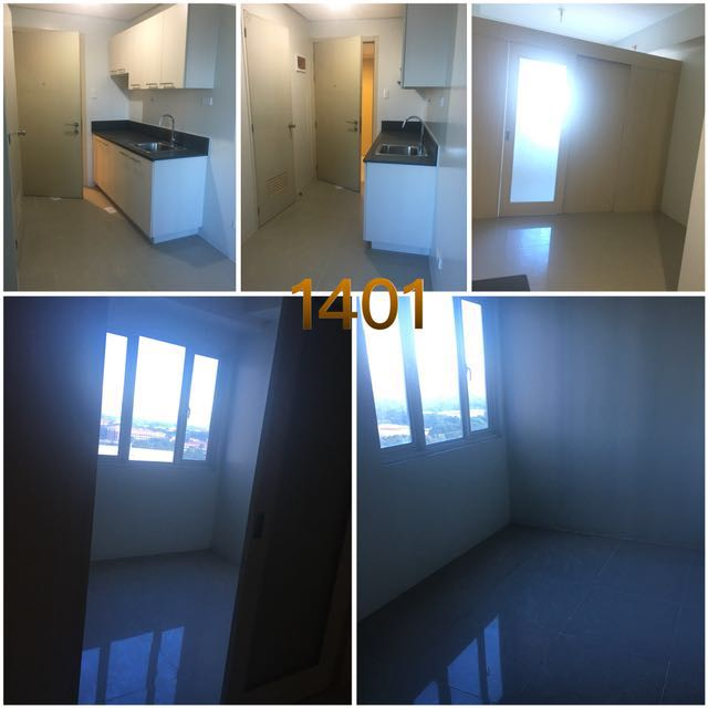 Katipunan Blue Residences 1 Bedroom