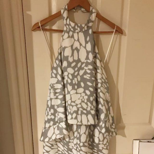 Keepsake The Label Halter Dress Small