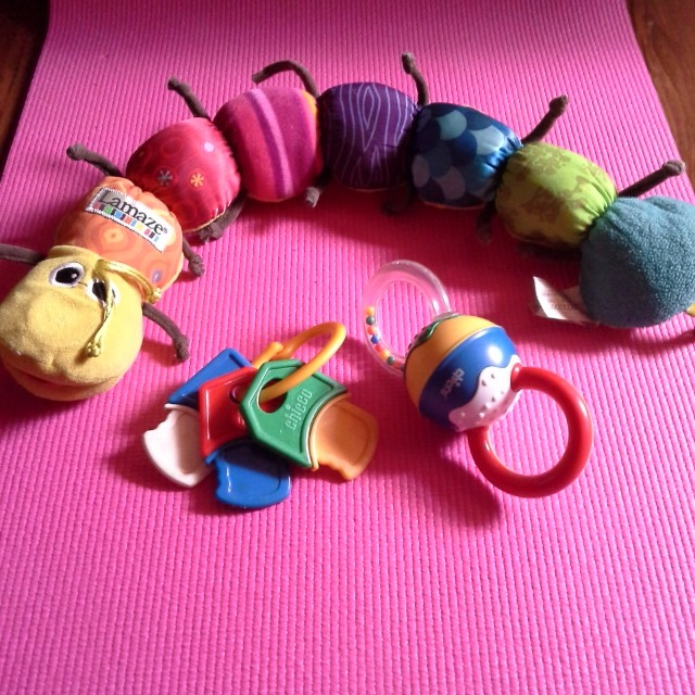 Lamaze caterpillar (musical)