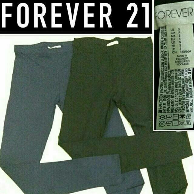 Legging Forever21 Katun JF