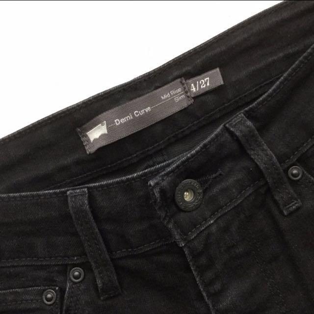 Levi's Demi Curve Jeans AU8
