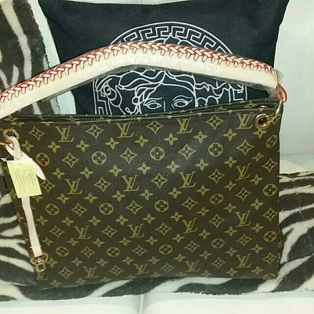 loui Vuitton Tote Bag NEW Large