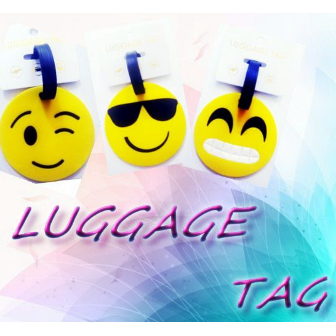 Offer Until 10 02 2018 8 Type Design LUGGAGE TAG CUTE NAME