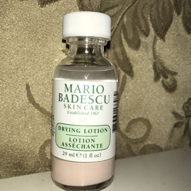 Mario Badescu drying lotion