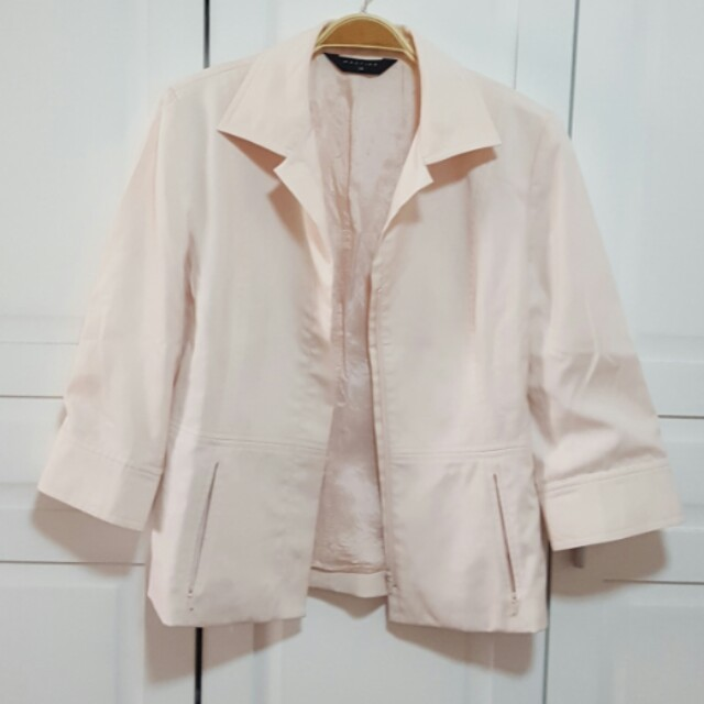Mastina Pink Women's Coat / Jacket
