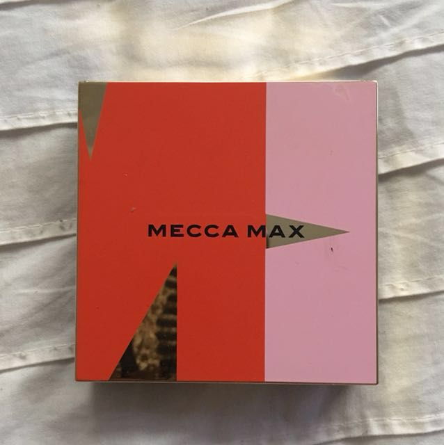 Mecca Max Diamond Dust in Rose Gold