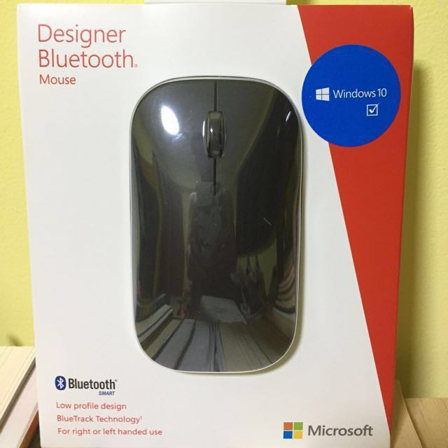 Microsoft Windows 10 Bluetooth Designer Mouse, Electronics, Computer