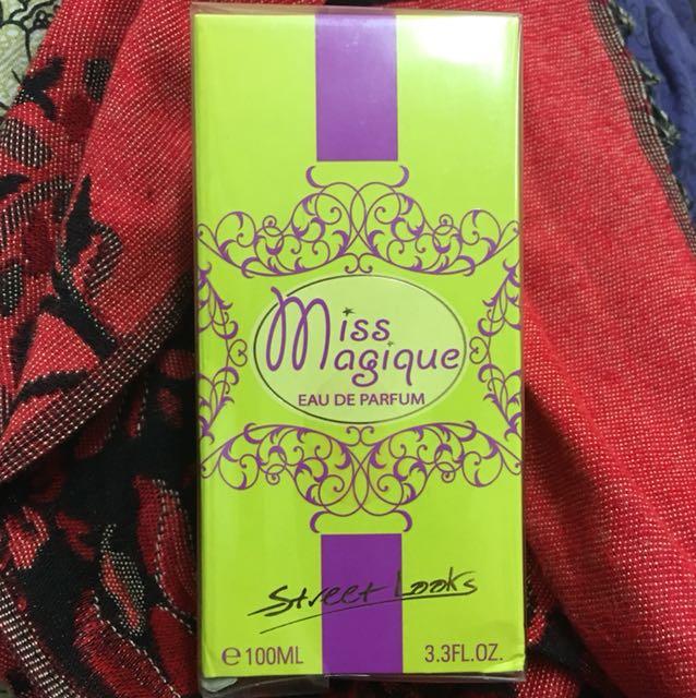 Miss Magique Eau De Perfume