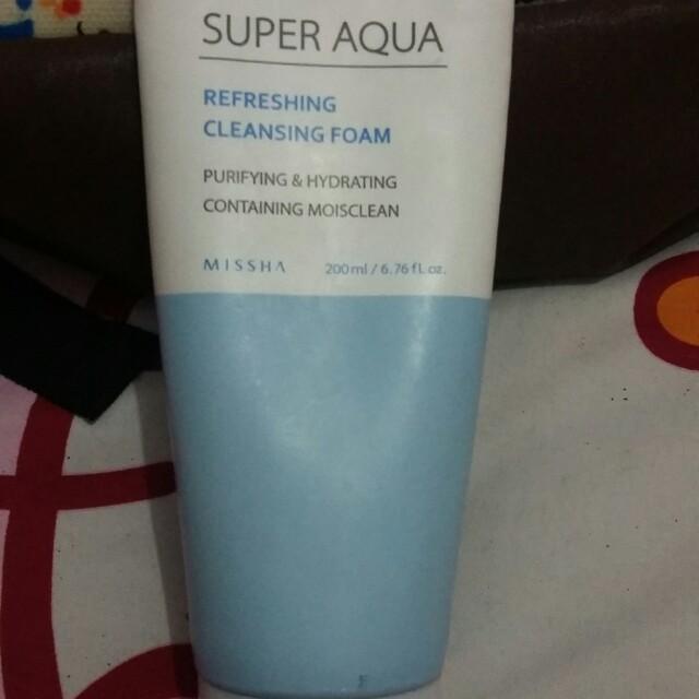 Missha super aqua