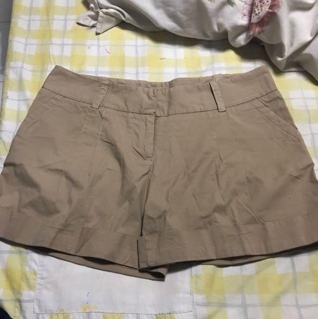 Mossino short pants