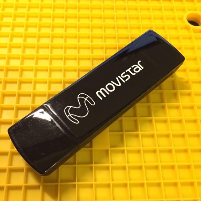 Movistar MC990D 3G網卡