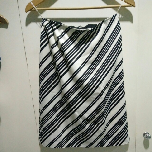 Mphosis Striped Skirt