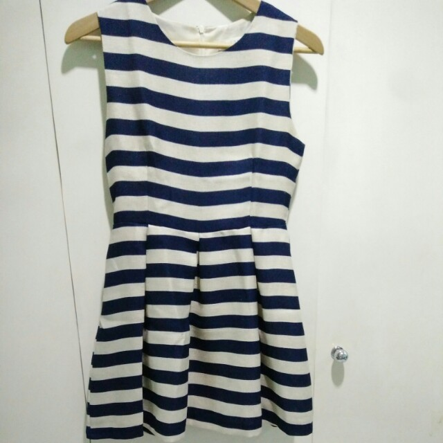 Nautical Inspired Dress