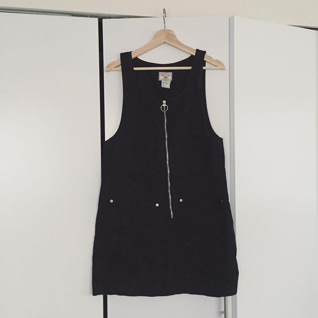Nevada Jeanswear Pinafore Dress