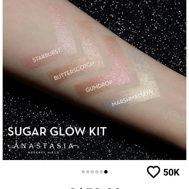 New Anastasia Glow Kit