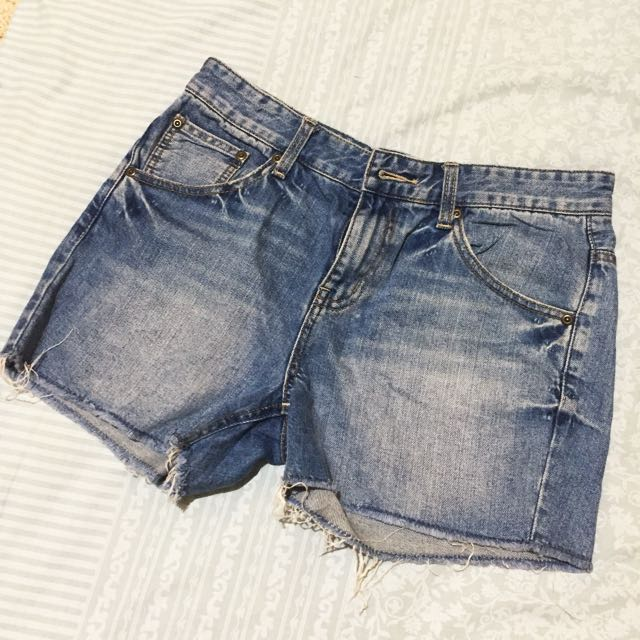 (NEW) HOTPANTS JEANS SUMMER SIZE M