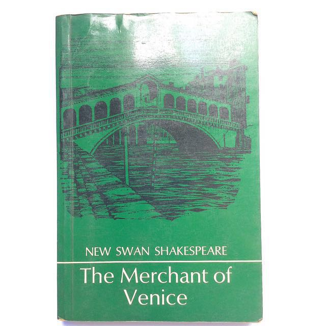 [New Swan] William Shakespeare - The Merchant of Venice.