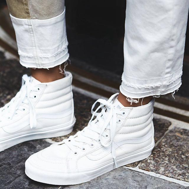 NEW Vans Sk8-Hi Sneakers