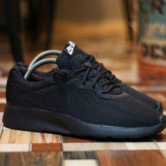 Nike Tanjun Full black e3d83edb0