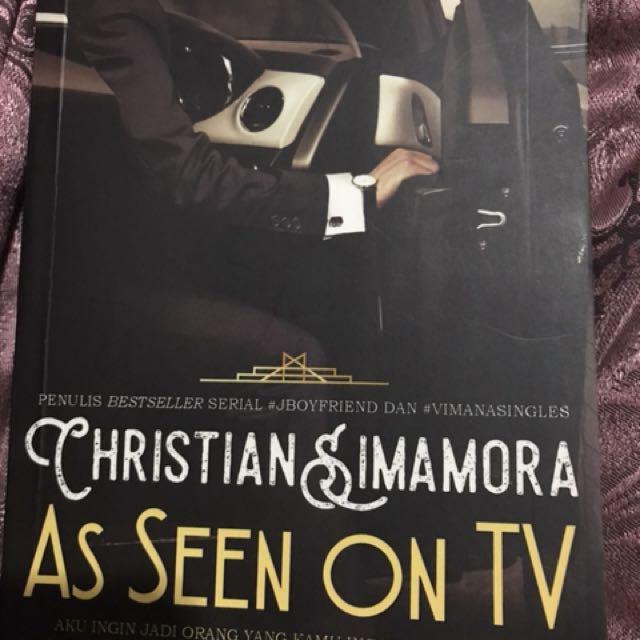 Novel As Seen On Tv