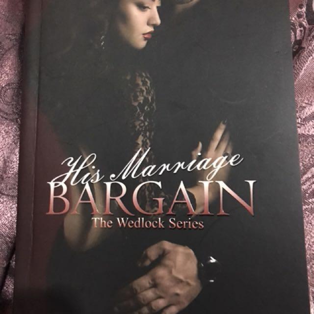 Novel The Marriage Bargain