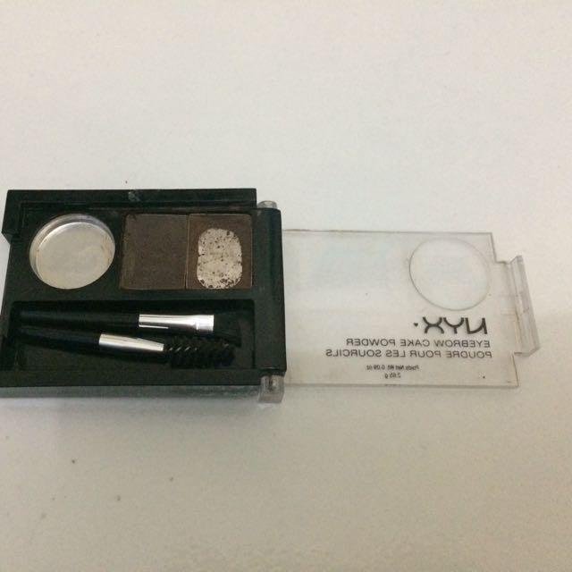 Nyx eyebrow kit