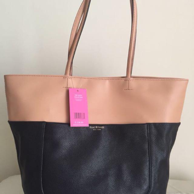 Original Isaac Mizrahi New York Totes Bags