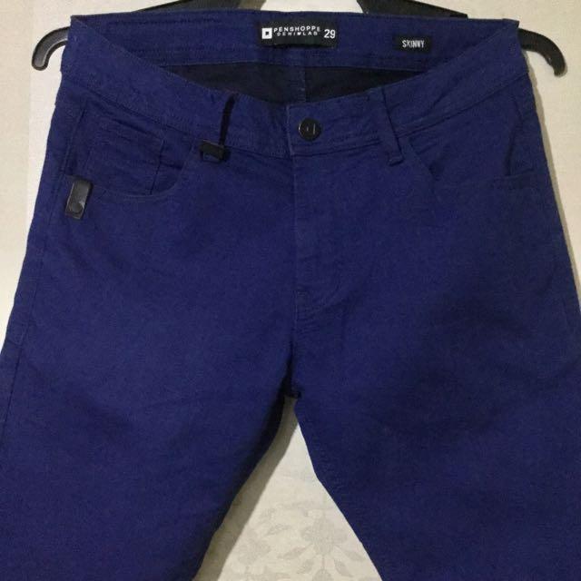 Penshoppe skinny fit jeans