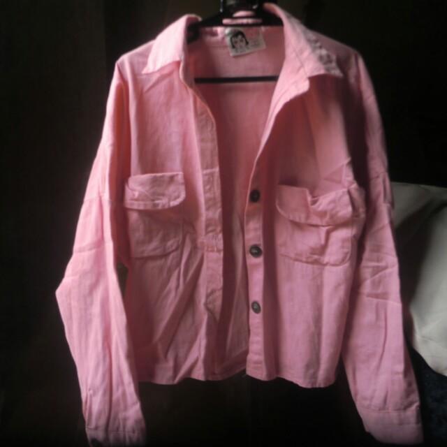 Repriced Pinkk stylish sweater