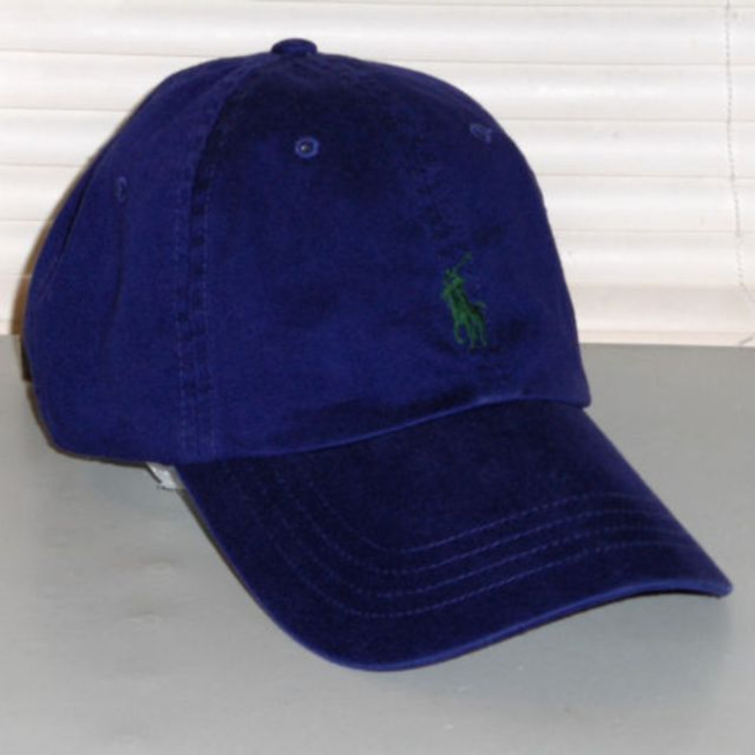 Polo Ralph Lauren Cap with Leather Strap - Vintage (PRICE REDUCED ... ae7e1618db9