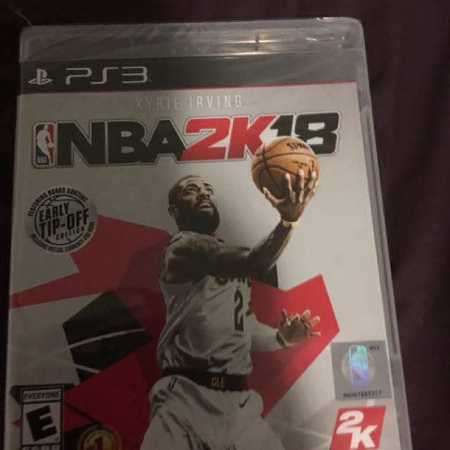 PS3 NK2K18 Brand new video game for sale