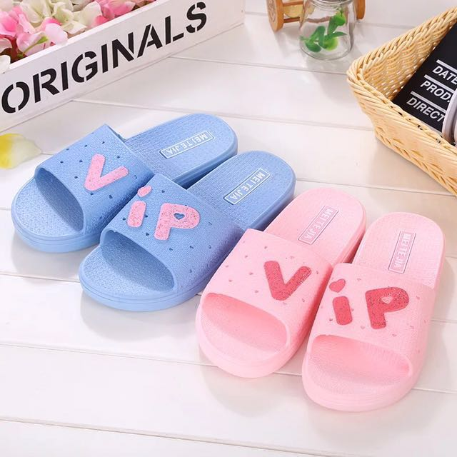 超質感居家防滑優質pvc塑膠室內拖鞋 浴室拖鞋 抗菌防滑 環保健康
