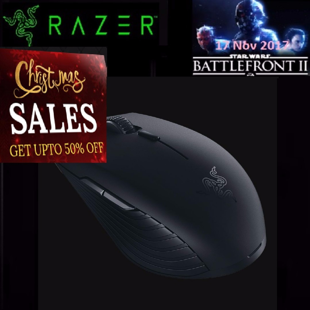 Razer Atheris - Mobile Mouse  ( Pre-Christmas Sales, Hurry