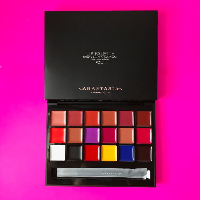 ✨READYSTOCK✨ Anastasia Beverly Hills - Lip Palette