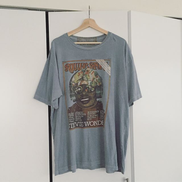 Rolling Stones band t-shirt