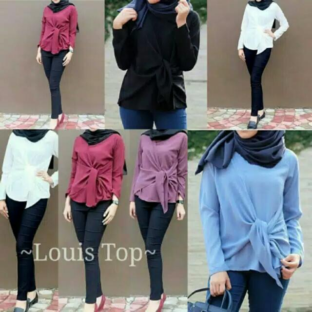 RX FASHION LOISE TOP NEW