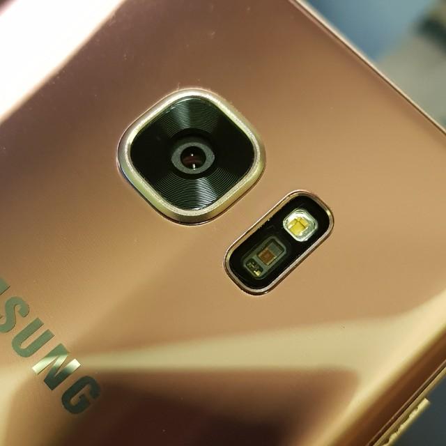 Samsung s7 edge 32g 粉