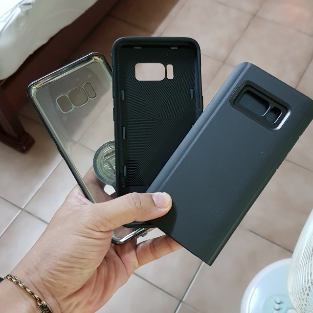 Samsung S8 背蓋3個