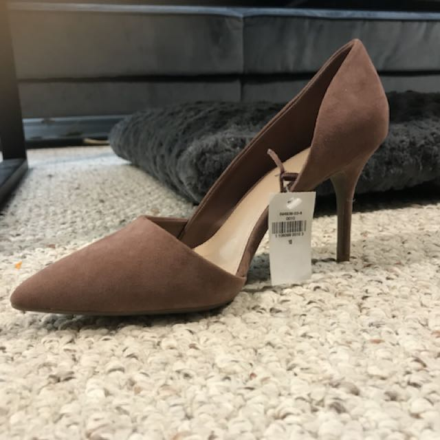 Size 10 old navy heels